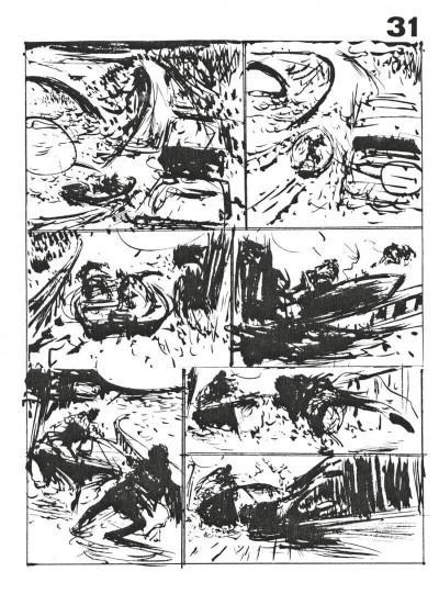 Page 8 Valhardi - intégrale tome 6