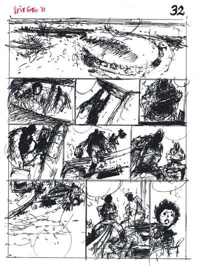 Page 9 Valhardi - intégrale tome 6