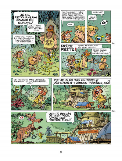 Page 0 Marsupilami tome 33