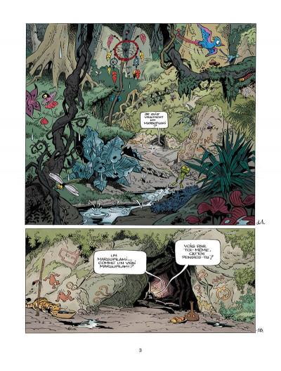 Page 3 Marsupilami tome 33