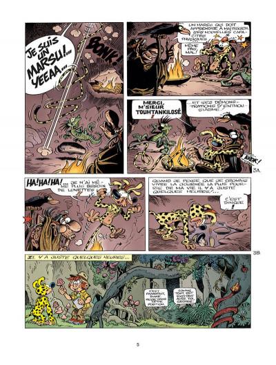Page 5 Marsupilami tome 33