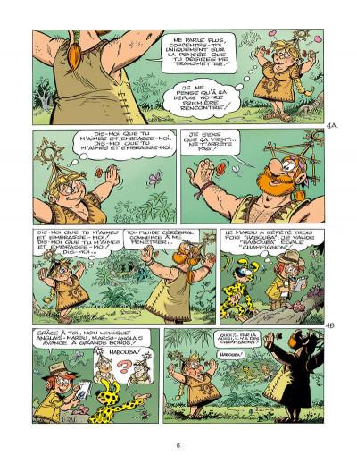 Page 6 Marsupilami tome 33