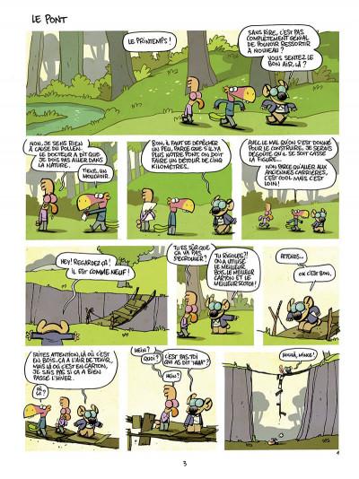 Page 3 Les cavaliers de l'apocadispe tome 3