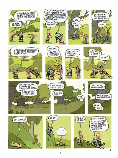 Page 5 Les cavaliers de l'apocadispe tome 3