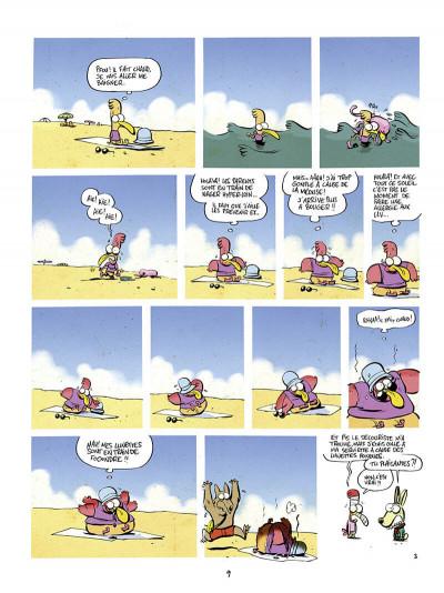 Page 9 Les cavaliers de l'apocadispe tome 3