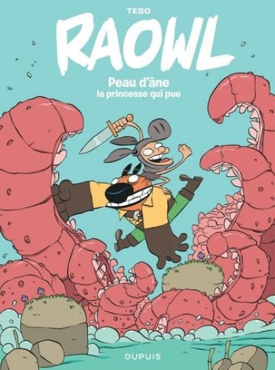Couverture Raowl tome 2