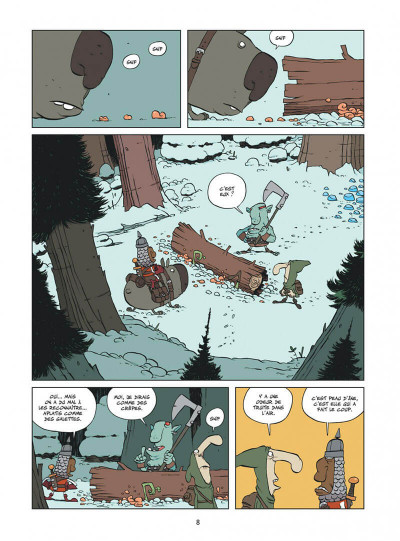 Page 8 Raowl tome 2