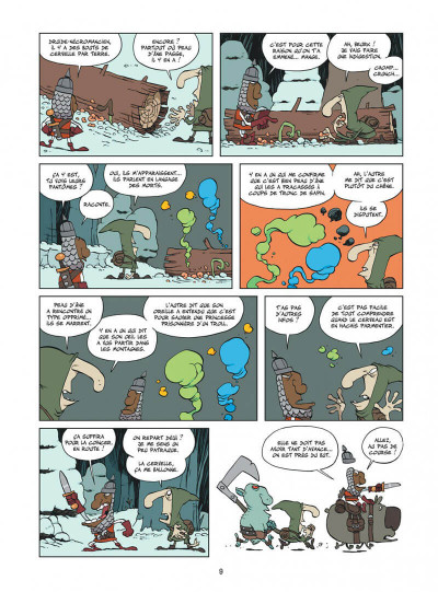 Page 9 Raowl tome 2