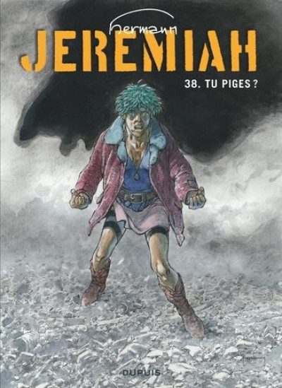 Couverture Jeremiah tome 38