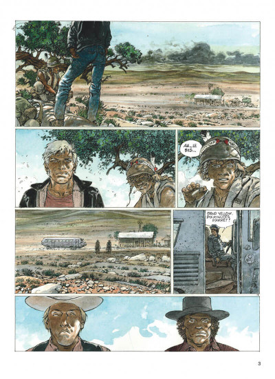 Page 3 Jeremiah tome 38