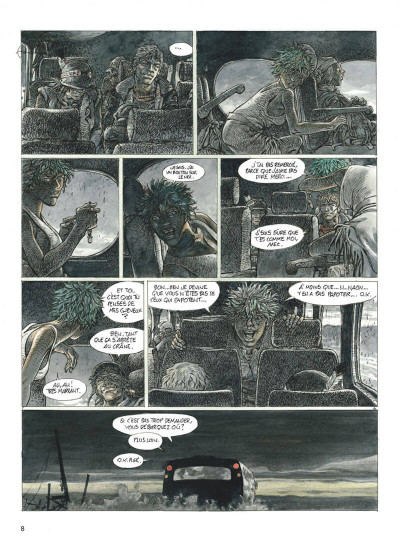 Page 8 Jeremiah tome 38