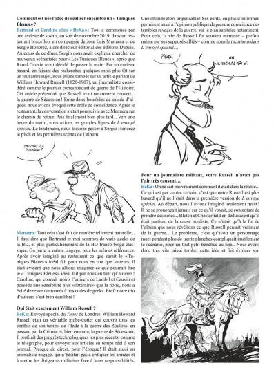 Page 2 Les tuniques bleues tome 65