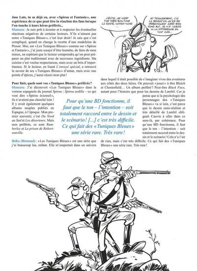 Page 6 Les tuniques bleues tome 65