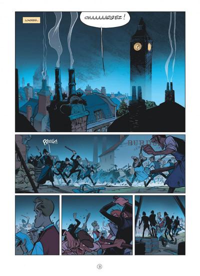 Page 9 Les tuniques bleues tome 65