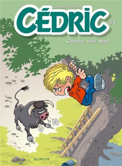 Couverture Cédric tome 34
