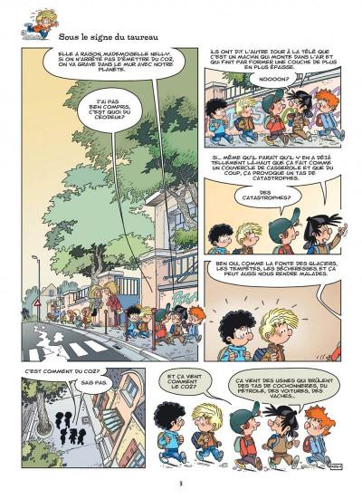 Page 3 Cédric tome 34