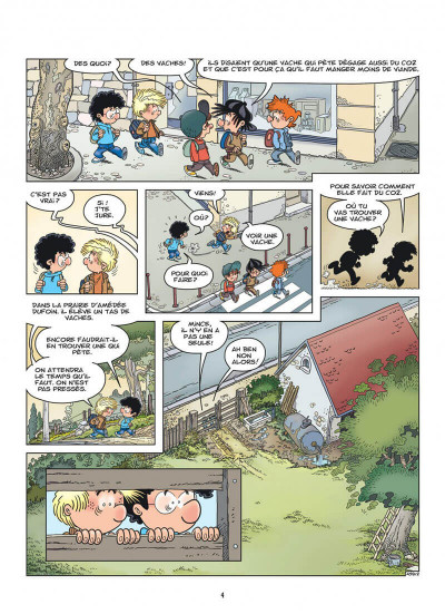 Page 4 Cédric tome 34