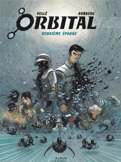 Couverture Orbital - intégrale tome 2