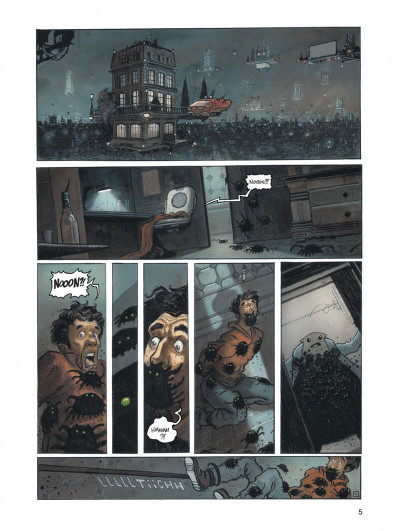 Page 5 Orbital - intégrale tome 2