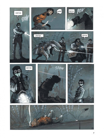 Page 7 Orbital - intégrale tome 2