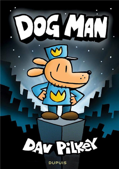 Couverture Dog man tome 1