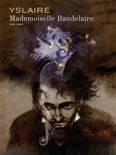 Couverture Mademoiselle Baudelaire + ex-libris offert