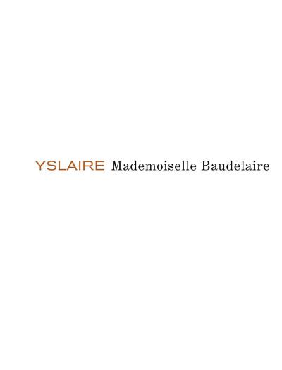 Page 5 Mademoiselle Baudelaire + ex-libris offert