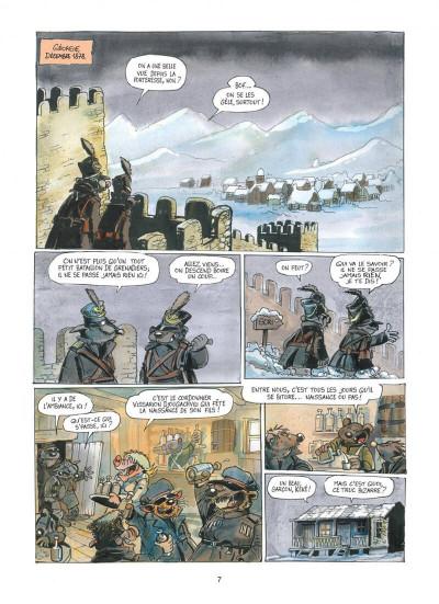 Page 7 La véritable histoire vraie tome 7 - Staline