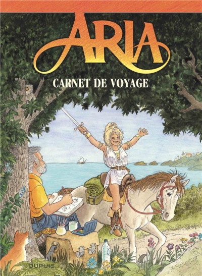 Couverture Aria tome 40