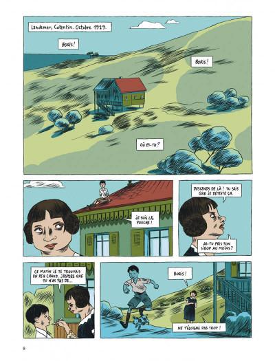 Page 8 Piscine molitor