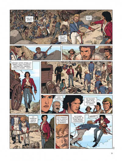 Page 9 Adelante ! intégrale