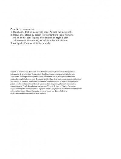 Page 4 L'écorché - intégrale