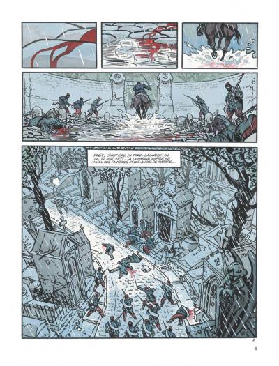 Page 9 L'écorché - intégrale