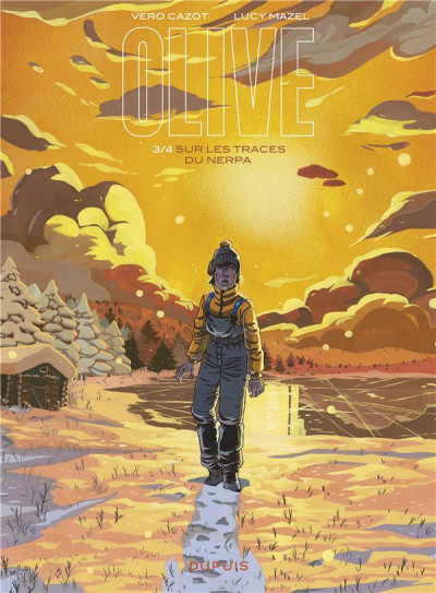 Couverture Olive tome 3