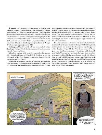 Page 3 La fortune des Winczlav tome 1