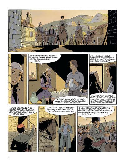 Page 4 La fortune des Winczlav tome 1