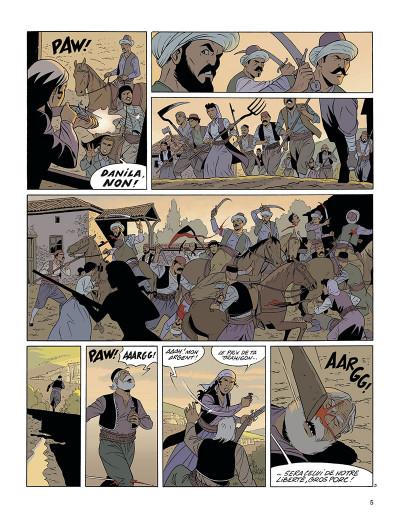 Page 5 La fortune des Winczlav tome 1