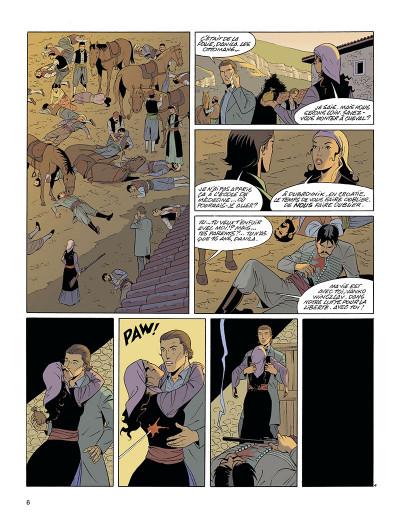 Page 6 La fortune des Winczlav tome 1