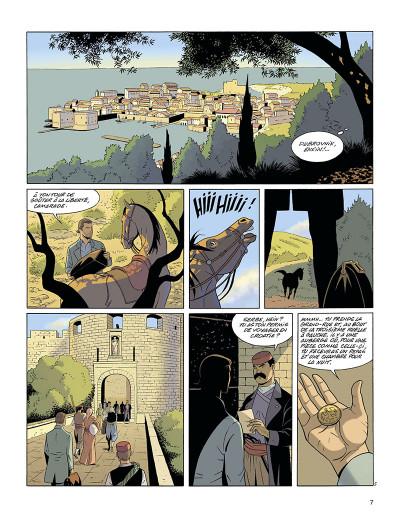 Page 7 La fortune des Winczlav tome 1
