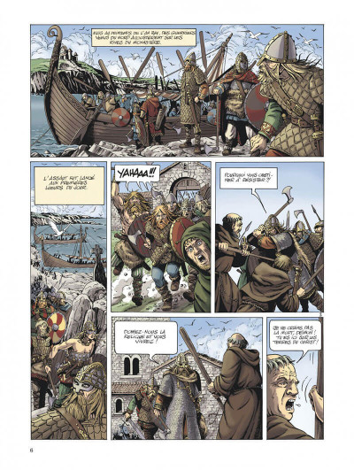 Page 6 Hammerfall - intégrale