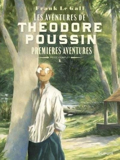 Couverture Théodore Poussin - récits complets tome 1