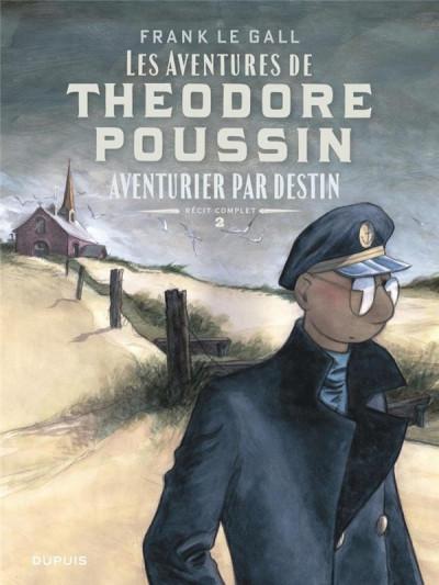 Couverture Théodore Poussin - récits complets tome 2
