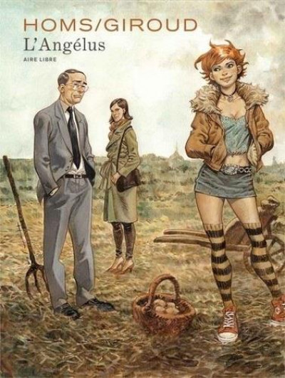 Couverture L'angélus - intégrale (éd. spéciale)