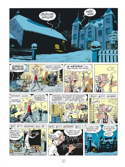 Page 3 Spirou chez les Soviets (éd. spéciale)