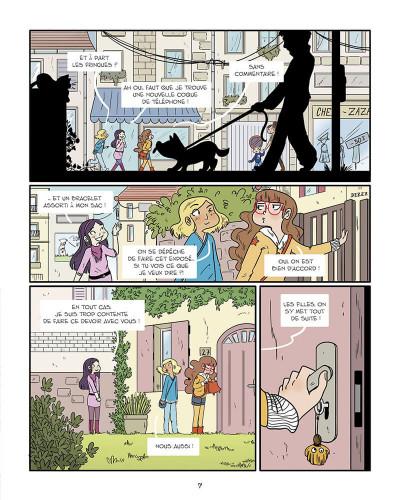 Page 7 Rainbow girls tome 1