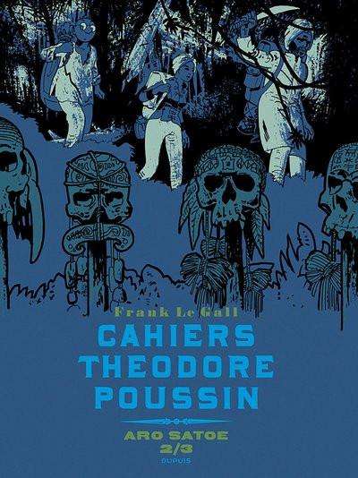 Couverture Cahiers de Théodore Poussin tome 6