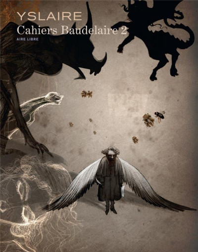 Couverture Cahiers Baudelaire tome 2