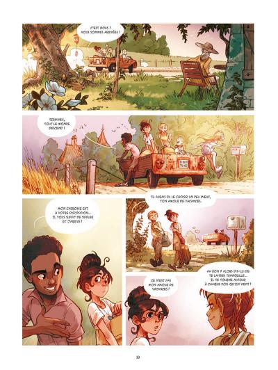 Page 0 Les soeurs Grémillet tome 2
