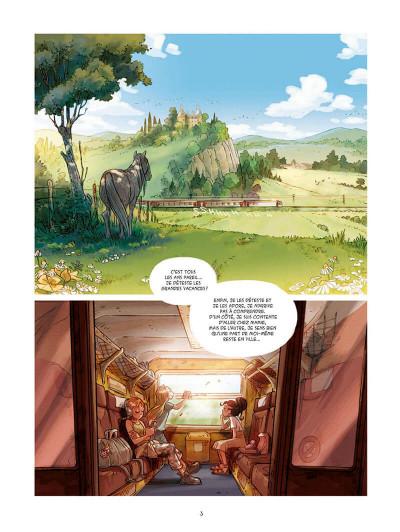 Page 3 Les soeurs Grémillet tome 2