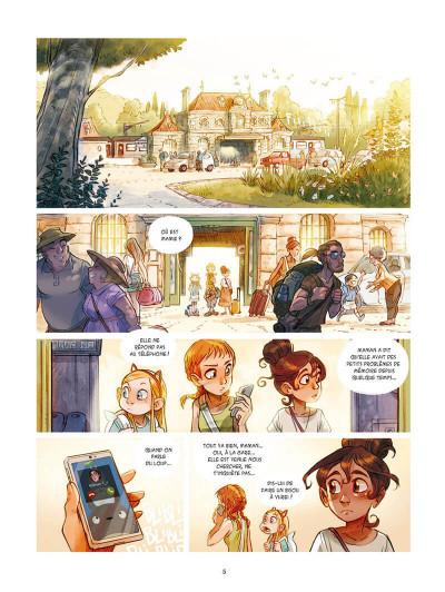 Page 5 Les soeurs Grémillet tome 2